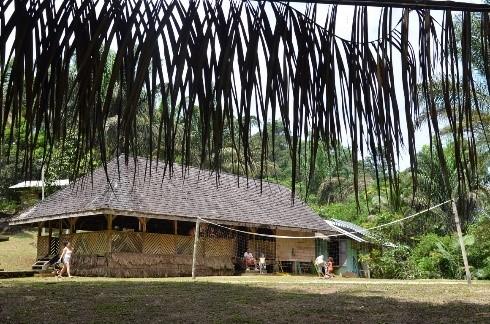 Camp Saut Léodate