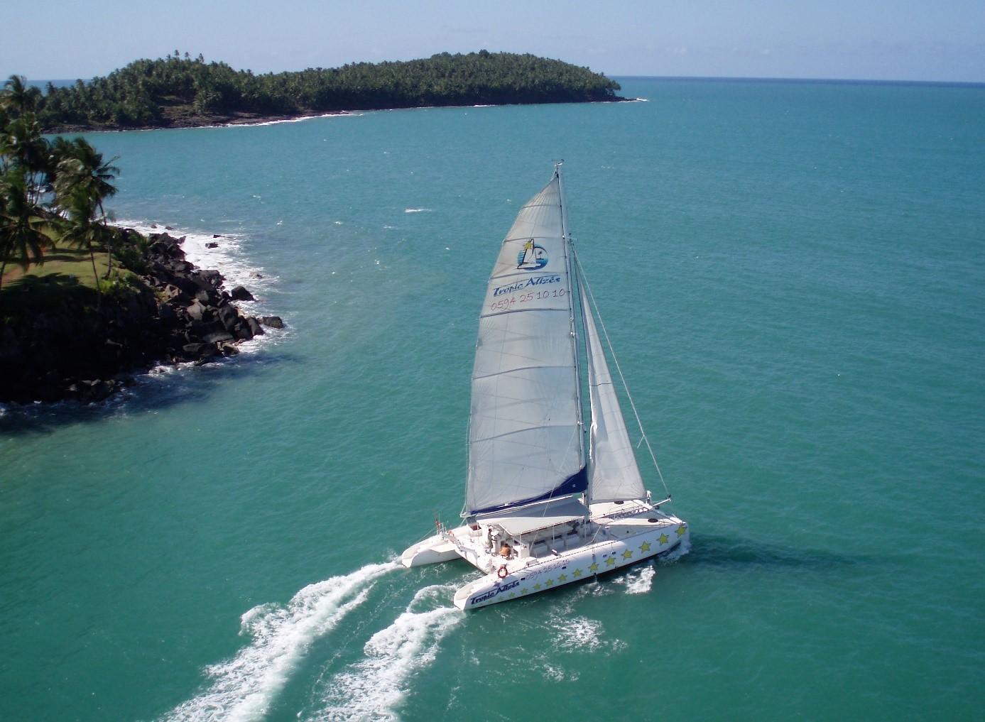 Îles du Salut - Kourou - Guyane